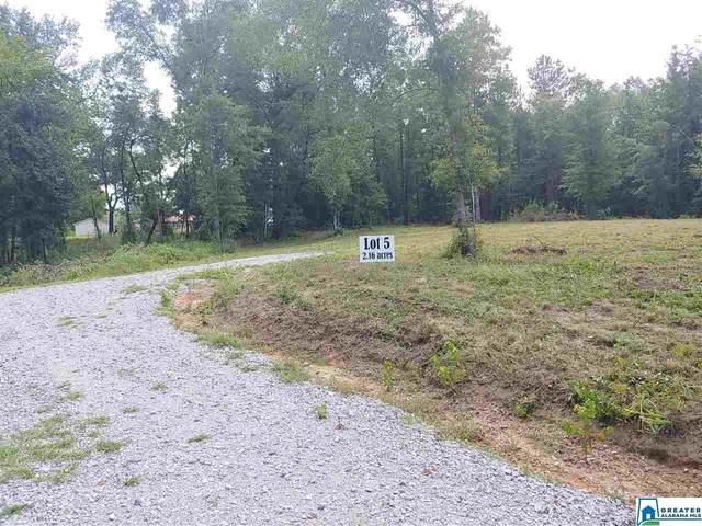 lot 5 Chilton Rd #5, Montevallo, AL 35085 (MLS #892761) :: Bailey Real Estate Group