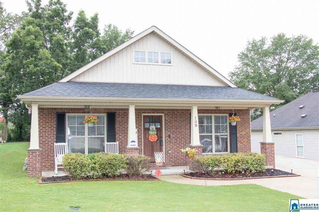 109 Stonecreek Pl, Calera, AL 35040 (MLS #892924) :: Bentley Drozdowicz Group