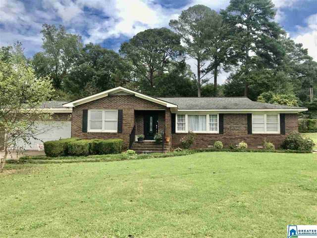 312 Country Club Dr, Gadsden, AL 35901 (MLS #893475) :: Bentley Drozdowicz Group
