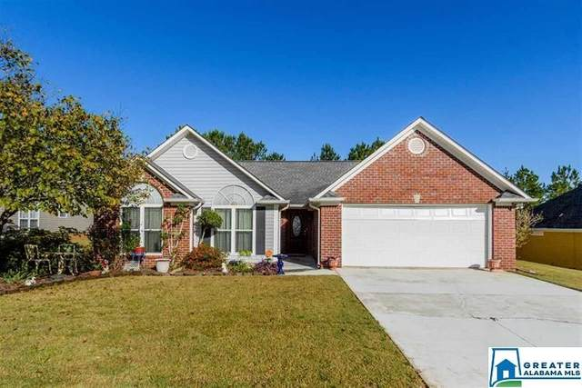 113 Summer Crest, Alabaster, AL 35007 (MLS #893856) :: Howard Whatley