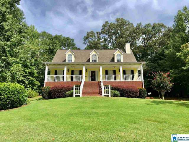 1224 Lake Joyce Rd, Moody, AL 35004 (MLS #893857) :: Bentley Drozdowicz Group