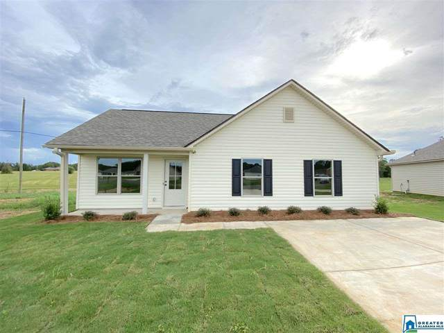 96 Sunlight Cir, Talladega, AL 35160 (MLS #893914) :: Sargent McDonald Team