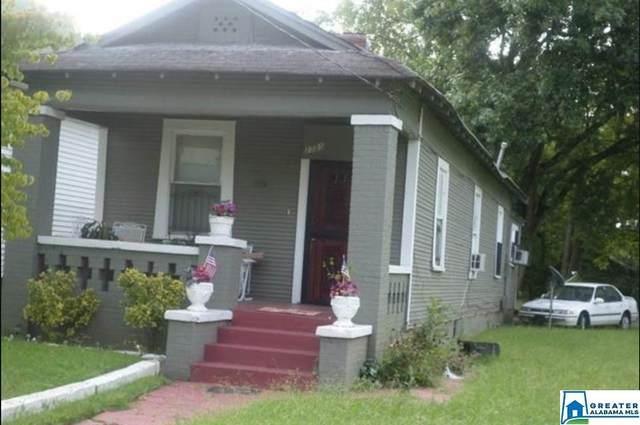 1505 Ave G, Birmingham, AL 35218 (MLS #894012) :: Gusty Gulas Group
