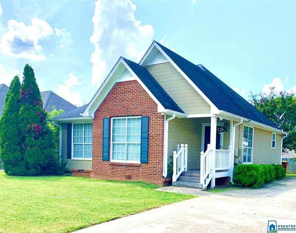 6720 Crossbrook Ln, Pinson, AL 35126 (MLS #894087) :: Howard Whatley