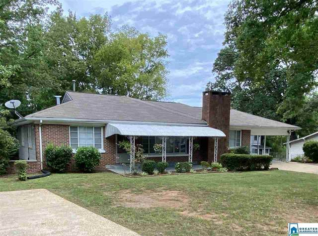 108 Laird Ave, Hueytown, AL 35023 (MLS #894187) :: Gusty Gulas Group