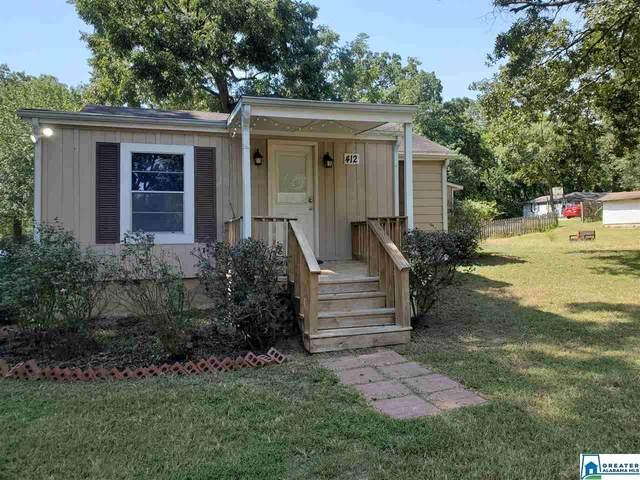 412 Delta Ave, Gardendale, AL 35071 (MLS #894355) :: Bailey Real Estate Group
