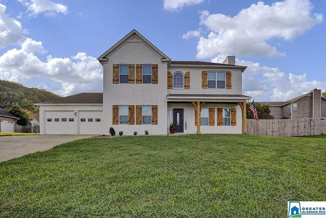 102 Brook Cir, Pelham, AL 35124 (MLS #894370) :: Bentley Drozdowicz Group