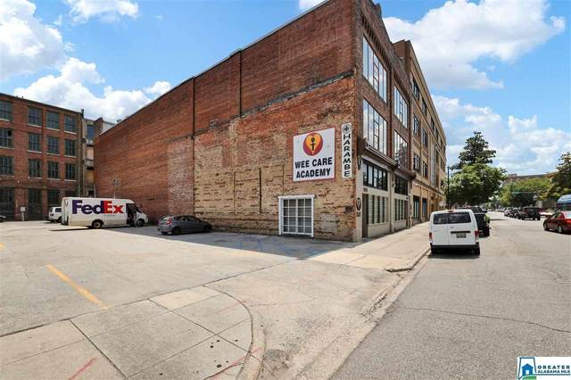 1815 4TH AVE, Birmingham, AL 35203 (MLS #894500) :: Josh Vernon Group