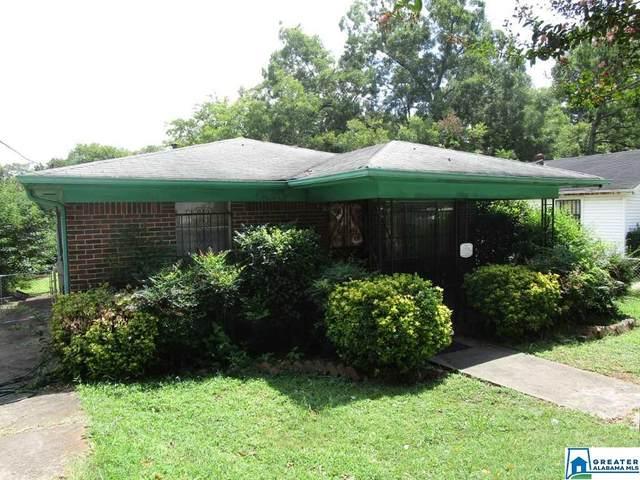 5717 Ave H, Fairfield, AL 35064 (MLS #894605) :: Bentley Drozdowicz Group