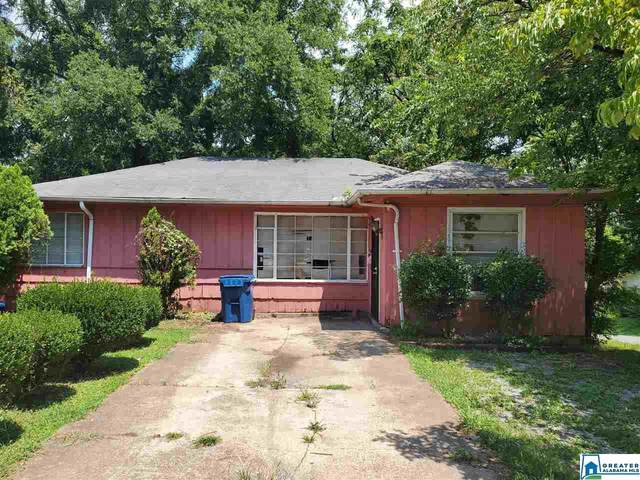 600 11TH AVE, Midfield, AL 35228 (MLS #894736) :: LIST Birmingham