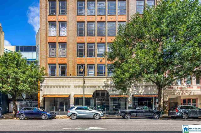 1914 3RD AVE N #203, Birmingham, AL 35203 (MLS #894799) :: Bentley Drozdowicz Group