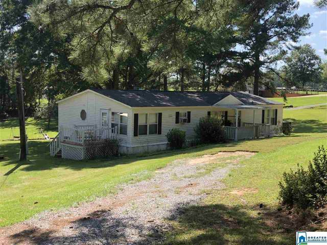 549 Co Rd 242, Thorsby, AL 35171 (MLS #895055) :: Krch Realty