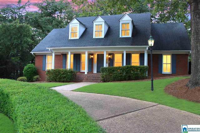 2909 Berkeley Dr, Hoover, AL 35242 (MLS #895186) :: Bailey Real Estate Group