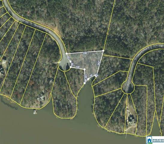 Lot 154 Shore Side Ln Lot-154 - Lake , Sylacauga, AL 35151 (MLS #895187) :: Bailey Real Estate Group