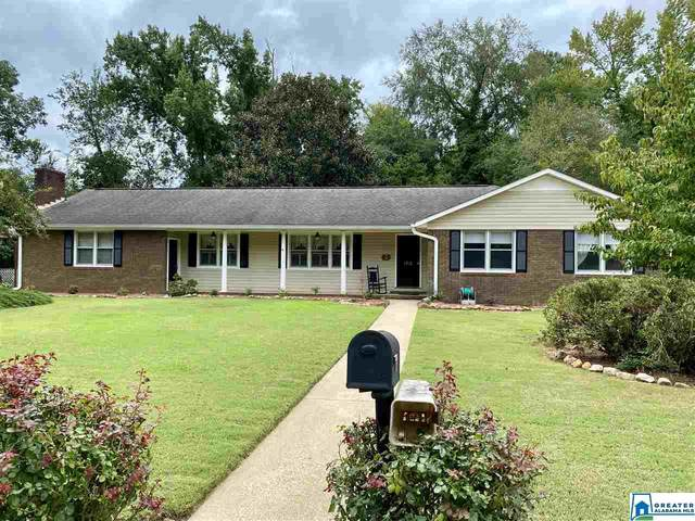 1912 Valley Creek Rd, Anniston, AL 36207 (MLS #895189) :: Sargent McDonald Team