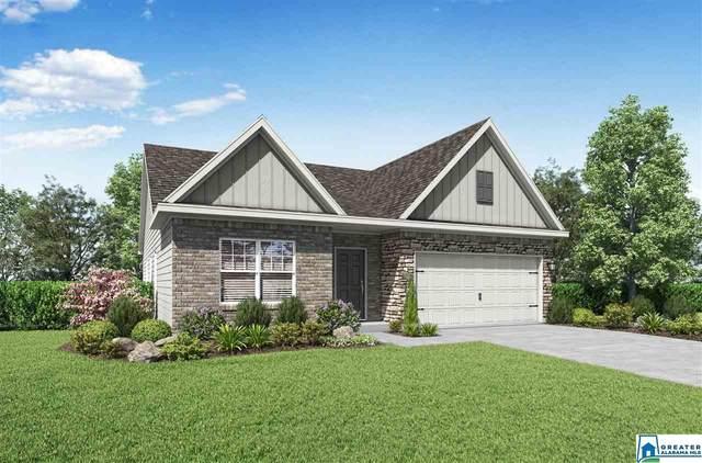 1068 Pilgrim Ln, Montevallo, AL 35115 (MLS #895289) :: Bailey Real Estate Group