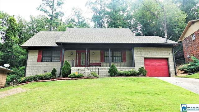905 Glenvalley Dr, Birmingham, AL 35206 (MLS #895563) :: Bentley Drozdowicz Group