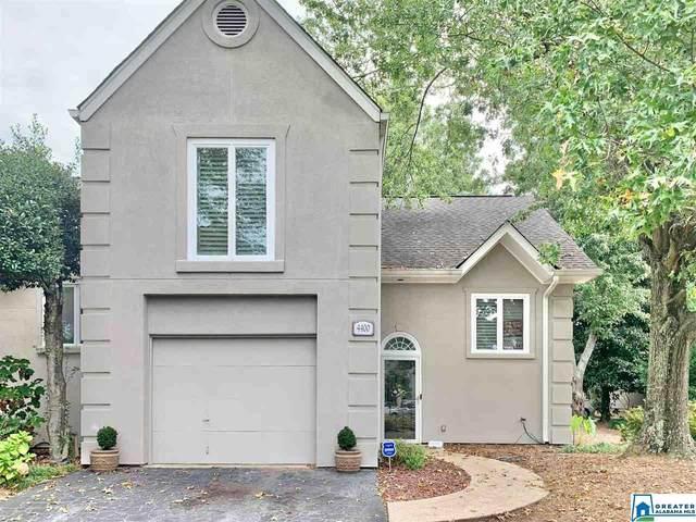 4400 Hampton Heights Dr #4400, Birmingham, AL 35209 (MLS #895631) :: Bentley Drozdowicz Group