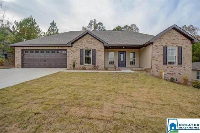 160 Battle Cir, Clanton, AL 35045 (MLS #895871) :: Bailey Real Estate Group