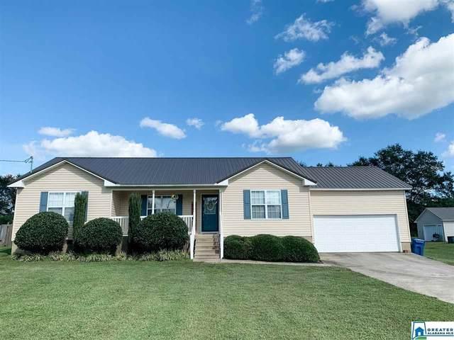 100 Lee Ridge Dr, Altoona, AL 35952 (MLS #895926) :: Bailey Real Estate Group