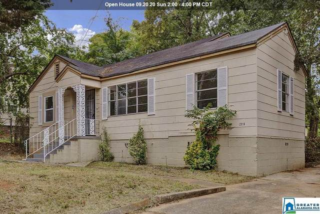 2316 31ST ST SW, Birmingham, AL 35221 (MLS #895934) :: Gusty Gulas Group