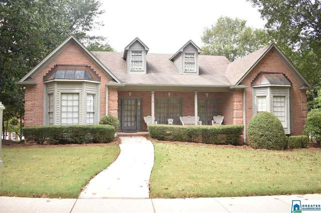 5201 Park Trace Dr, Hoover, AL 35244 (MLS #896036) :: Bentley Drozdowicz Group