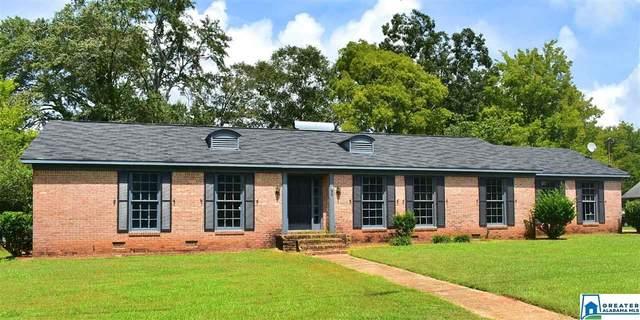 1130 Montrose Dr, Tuscaloosa, AL 35405 (MLS #896040) :: Howard Whatley