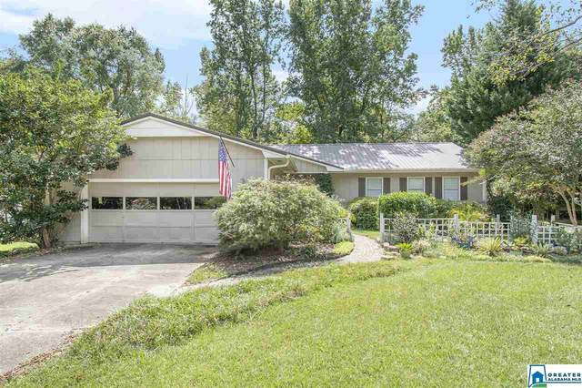 1405 Hilltop Terr, Moody, AL 35004 (MLS #896056) :: Bentley Drozdowicz Group