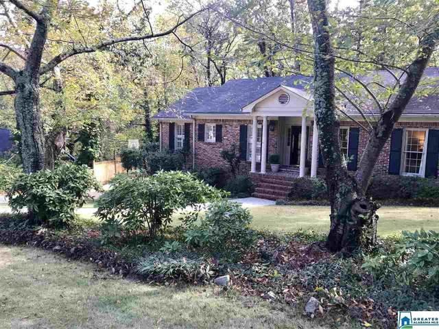 3545 Spring Valley Rd, Mountain Brook, AL 35223 (MLS #896198) :: Bailey Real Estate Group
