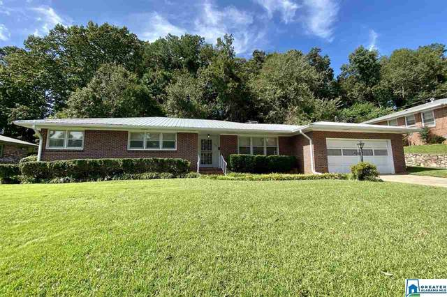 1415 Glendale Rd, Anniston, AL 36207 (MLS #896377) :: Howard Whatley