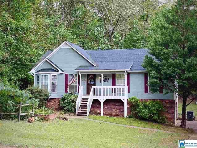 6753 San Moore Dr, Pinson, AL 35126 (MLS #896436) :: Bailey Real Estate Group