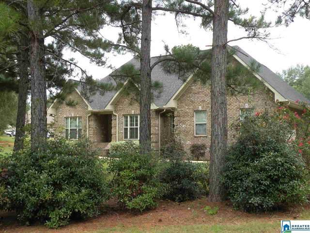 31 Woodland Dr, Childersburg, AL 35044 (MLS #896576) :: Bailey Real Estate Group