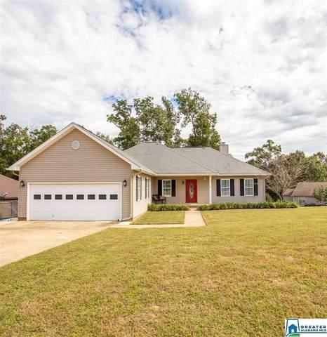 3706 Oak Hill Dr, Southside, AL 35907 (MLS #896623) :: Bentley Drozdowicz Group
