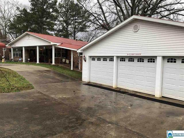 14 Mont Camille, Anniston, AL 36207 (MLS #896678) :: Bailey Real Estate Group