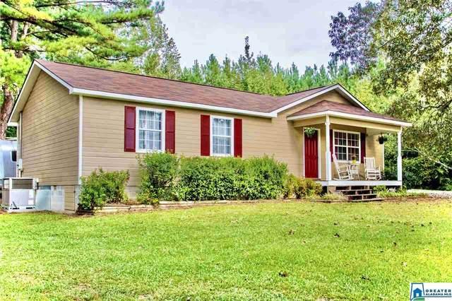 8766 Childersburg Fayetteville Hwy, Childersburg, AL 35044 (MLS #896716) :: Josh Vernon Group