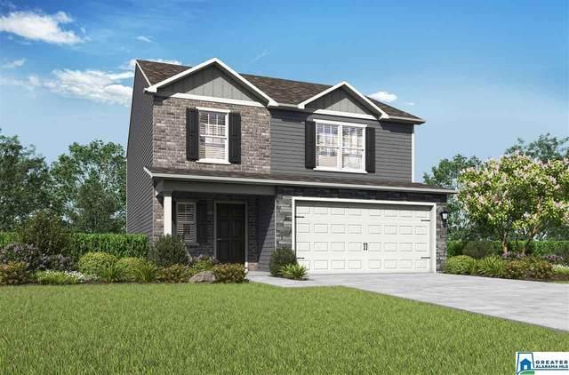 1027 Pilgrim Ln, Montevallo, AL 35115 (MLS #896762) :: Bailey Real Estate Group