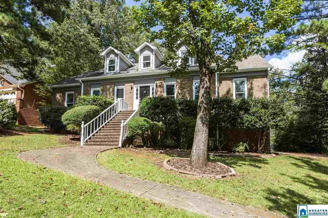 110 Pine Cliff Cir, Hoover, AL 35226 (MLS #896846) :: Bentley Drozdowicz Group