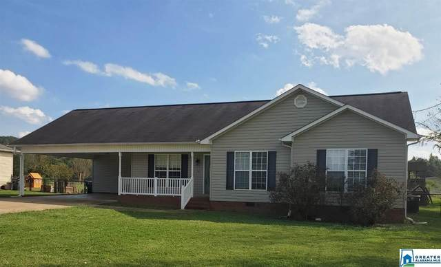 96 Warren Dr, Weaver, AL 36277 (MLS #896953) :: Howard Whatley