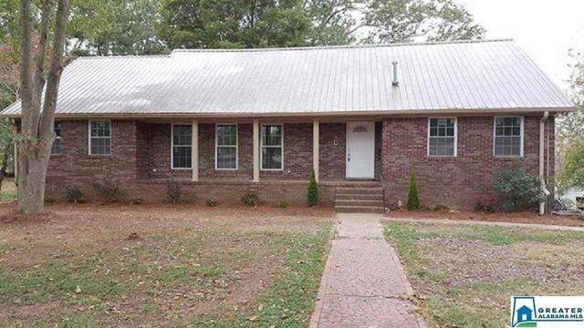 300 Ash Ave, Bessemer, AL 35020 (MLS #897013) :: Bailey Real Estate Group