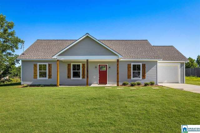 100 Parkwood Way, Odenville, AL 35120 (MLS #897114) :: Bentley Drozdowicz Group