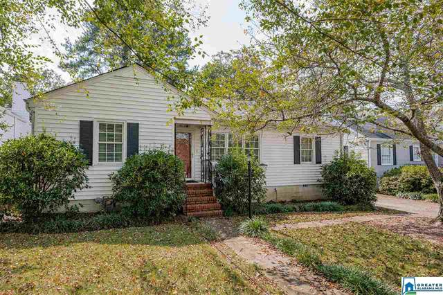 1811 Lancaster Rd, Homewood, AL 35209 (MLS #897183) :: Bailey Real Estate Group