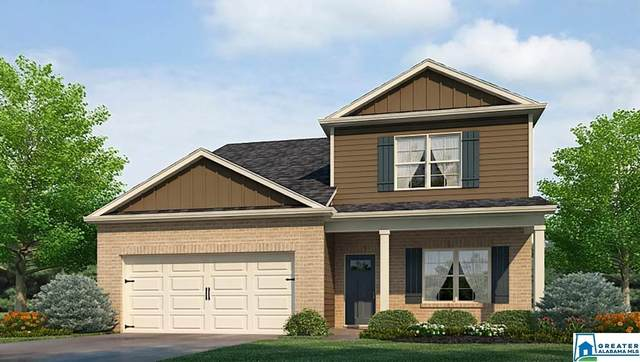 1452 Mountain Laurel Ln, Moody, AL 35004 (MLS #897441) :: Bailey Real Estate Group