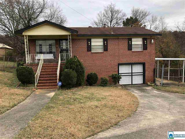 1629 Maple Ave SW, Birmingham, AL 35211 (MLS #897598) :: Bailey Real Estate Group
