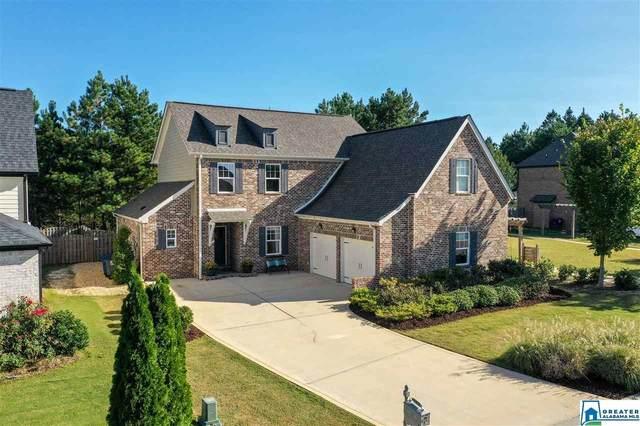 5219 Park Side Cir, Hoover, AL 35244 (MLS #897641) :: Bailey Real Estate Group