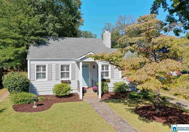 1218 Irving Rd, Homewood, AL 35209 (MLS #897689) :: Bailey Real Estate Group