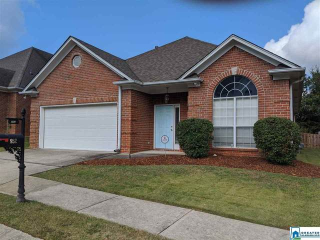 952 Castlemaine Ct, Birmingham, AL 35226 (MLS #897816) :: Bentley Drozdowicz Group