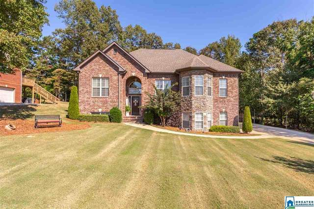 1041 Creel Dr, Moody, AL 35004 (MLS #897912) :: Bentley Drozdowicz Group