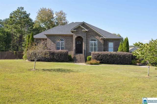 272 Magnolia Dr, Warrior, AL 35180 (MLS #897949) :: Bailey Real Estate Group