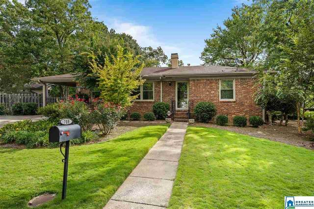 709 Hoadley Dr, Birmingham, AL 35213 (MLS #898106) :: Bailey Real Estate Group