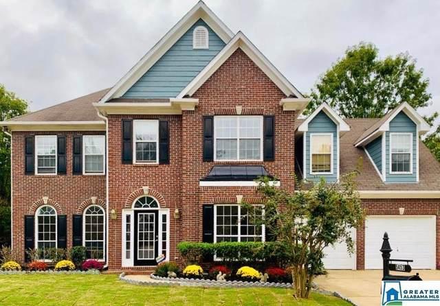 5453 Colony Way, Hoover, AL 35226 (MLS #898272) :: Bailey Real Estate Group